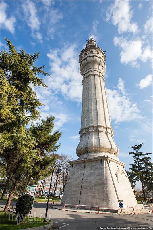 Стамбульские башни / Турция