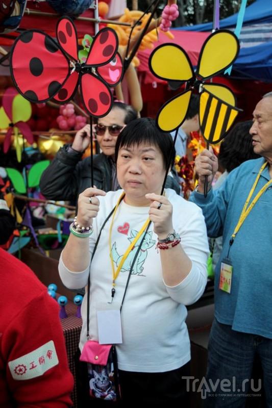Новогодняя ярмарка в Гонконге - 2014 / Гонконг - Сянган (КНР)