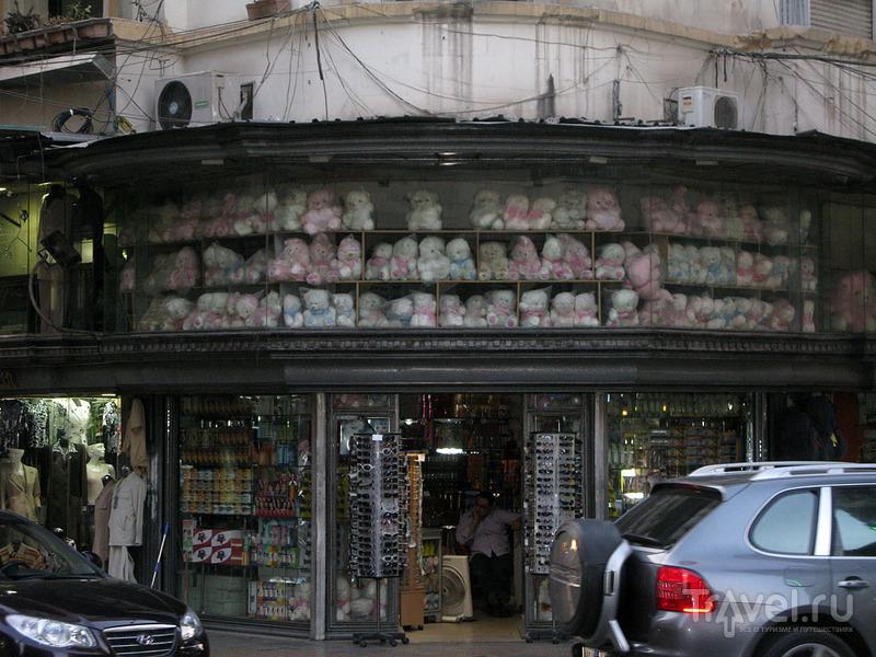 Сирия 2010-2011. Дамаск / Фото из Сирии
