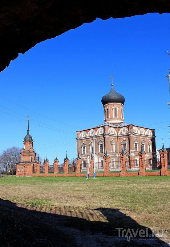Никольский собор в Волоколамске, Россия / Фото из России
