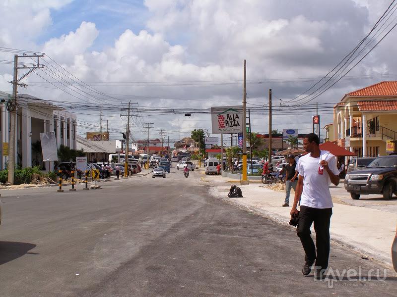 Доминикана. Баваро. Думы под пальмами / Доминикана