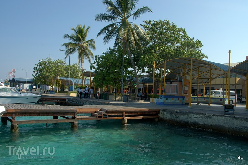 Maafushi, Maldives / Мальдивы