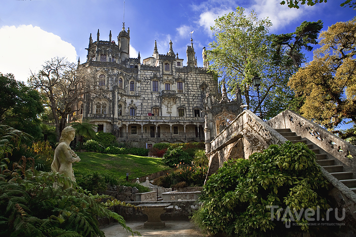 Кинта-да-Регалейра / Португалия