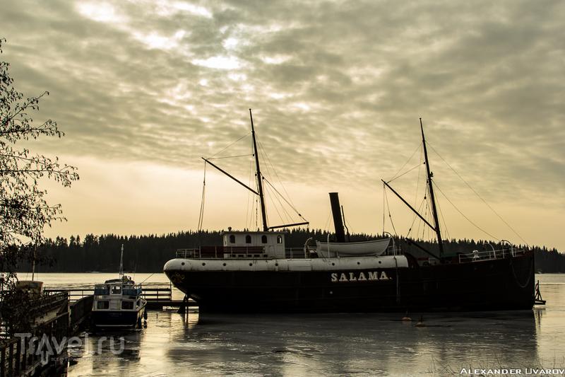 Саволинна и не только / Фото из Финляндии