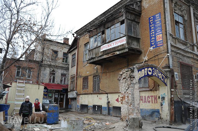 В городе Ростов-на-Дону, Россия / Фото из России