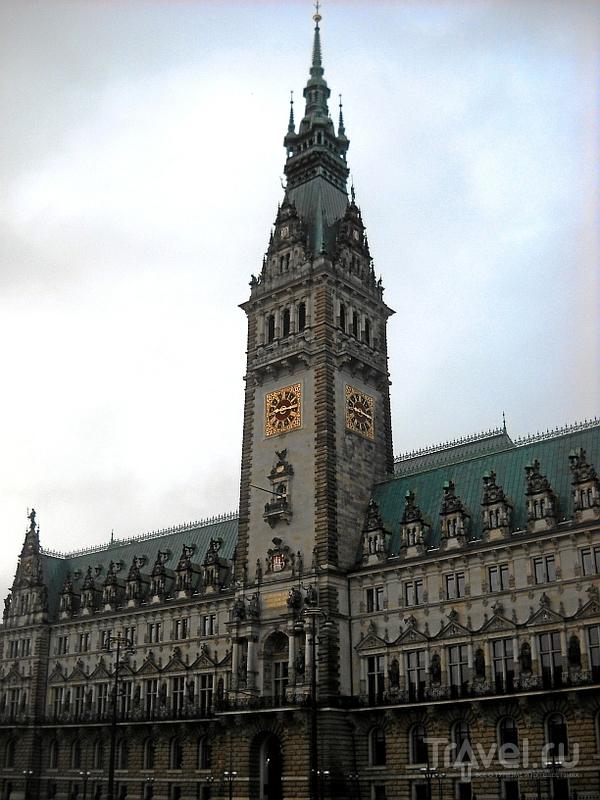 Гамбург за несколько часов / Германия