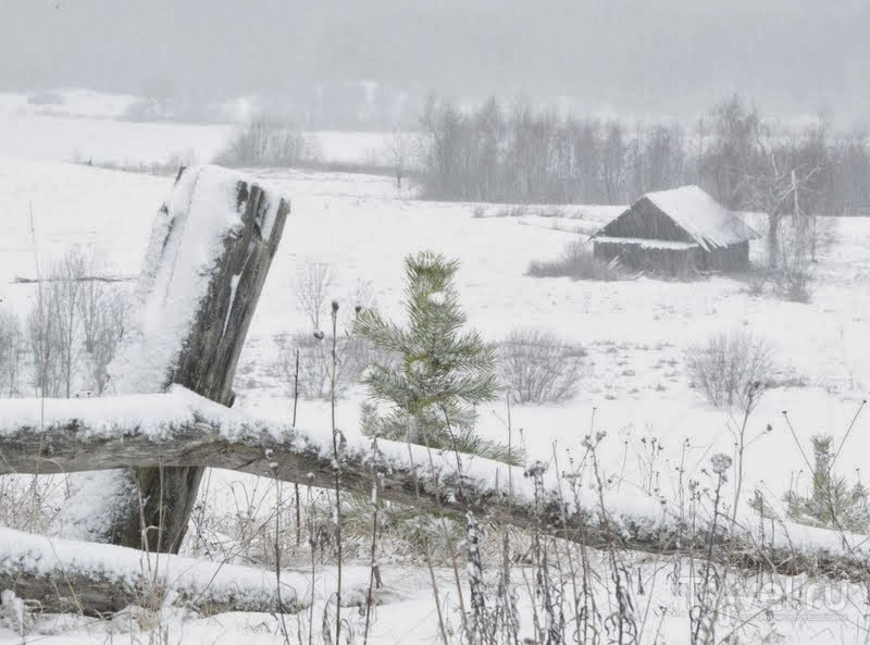 Кенозерье. Сказка о русском Севере / Россия