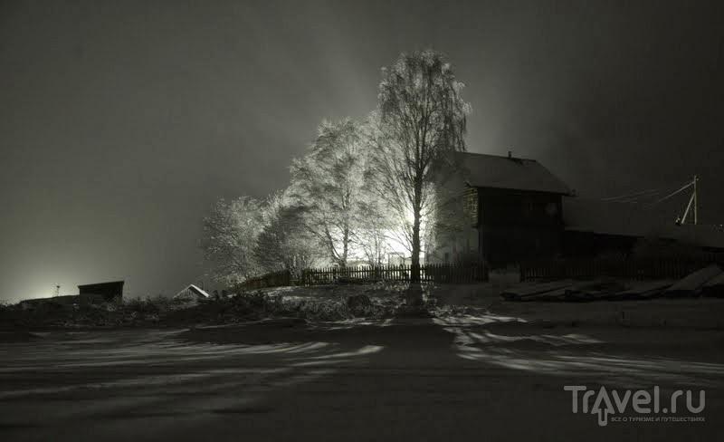 Ночь в Шишкине / Россия