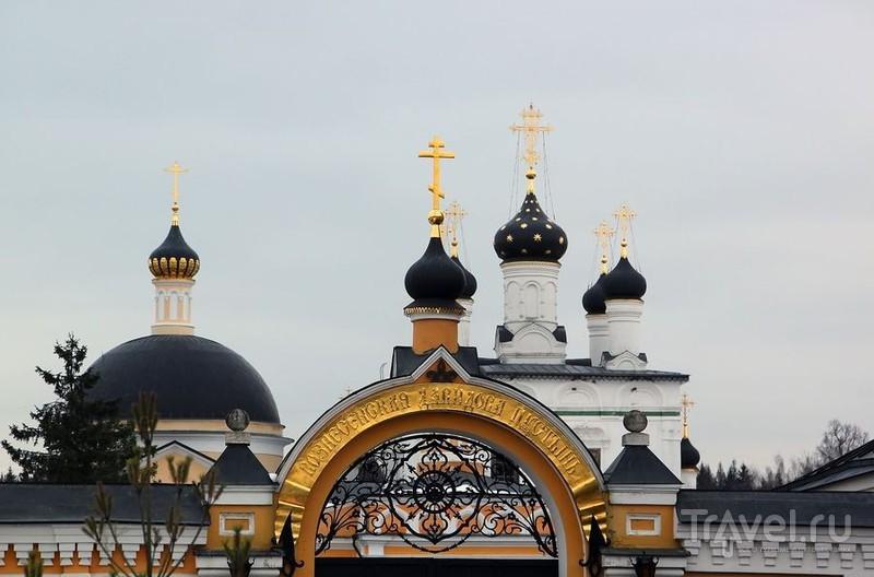 Вознесенская Давидова Пустынь. Мужской монастырь, Московская область / Фото из России
