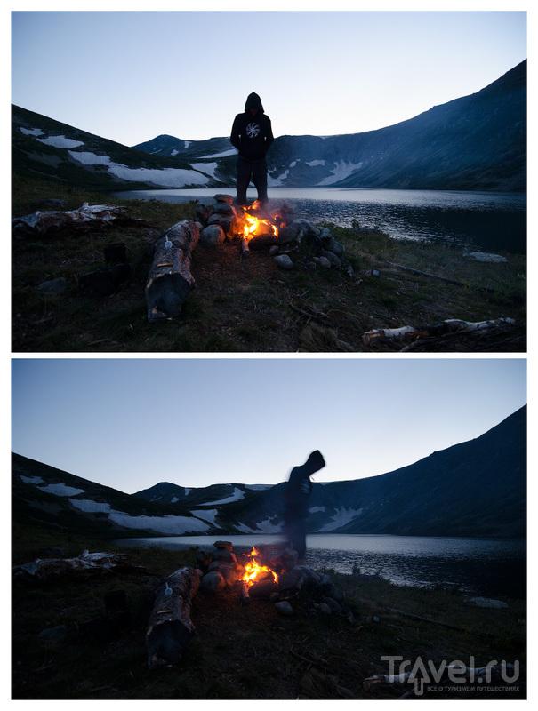 Кузнецкий Алатау, поход в Золотую долину, август 2013 / Фото из Киргизии