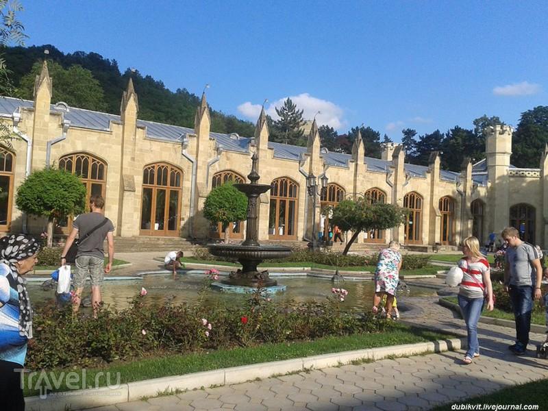 Фотоэкскурсия по Кисловодскому парку / Россия