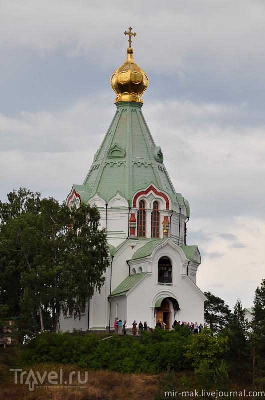 Никольский скит, Валаам, россия / Фото из России