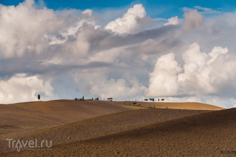 Тёплая осень в Тоскане. Италия / Фото из Италии