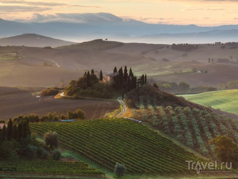 Тоскана, Италия / Фото из Италии