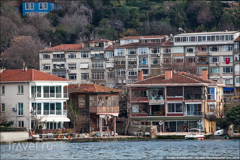 Паутина времен на берегах Босфора / Турция
