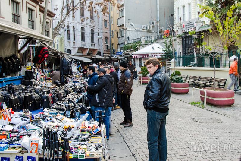 Стамбул: турки большого города / Турция