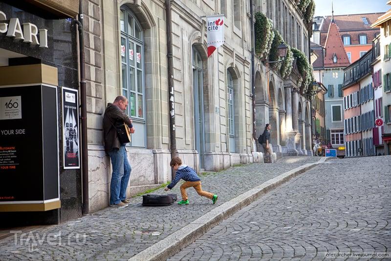 Лозанна. Знакомство со Швейцарией / Швейцария