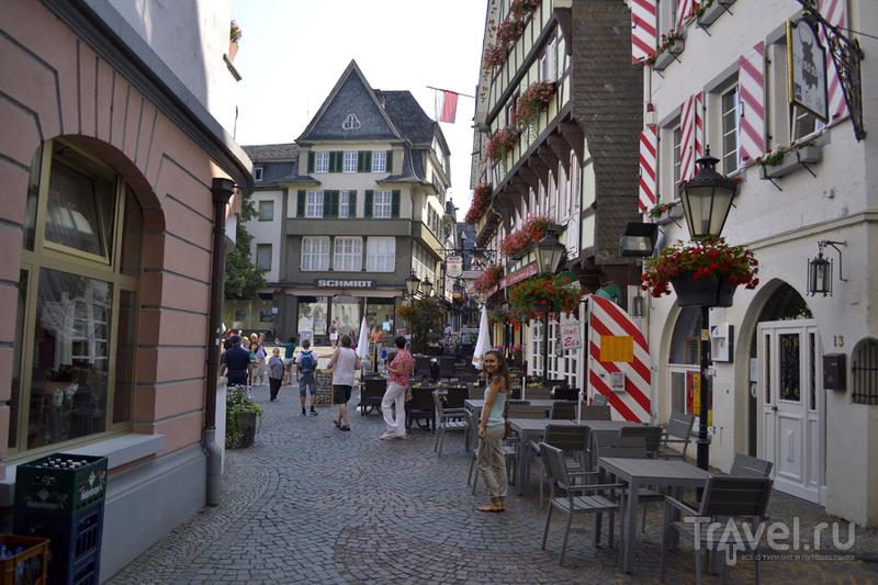 Путешествие вдоль Рейна / Германия