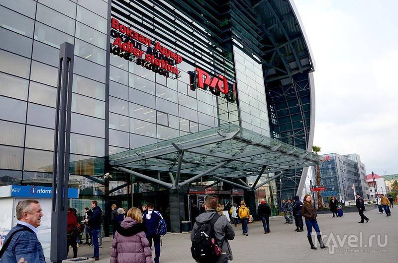 Сочи-2014. Как мы ездили на Олимпиаду / Фото из России