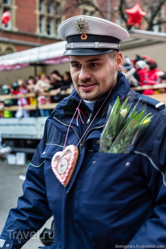 """Карнавальная Германия. """"Розовый понедельник"""" в Кельне / Фото из Германии"""