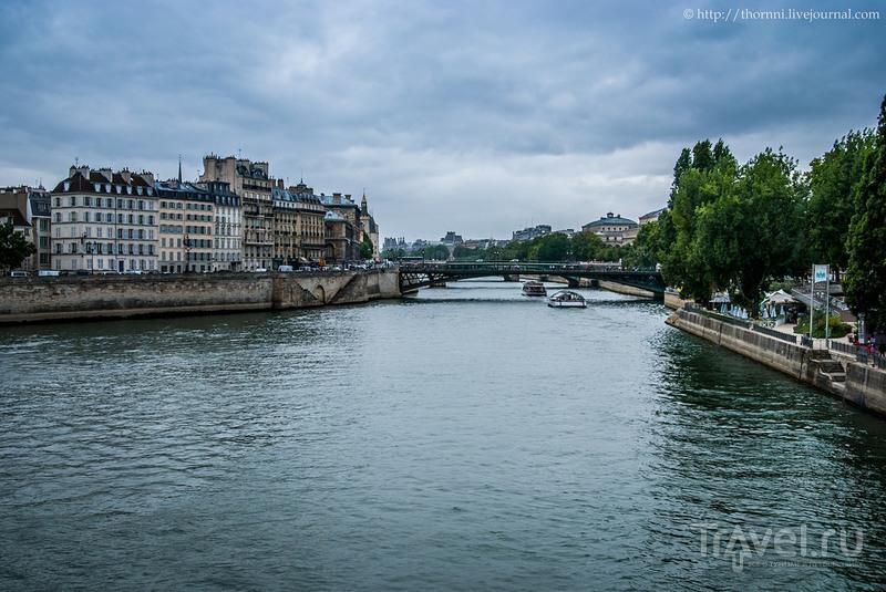 Тайник на видном месте или Парижский синдром в действии / Франция