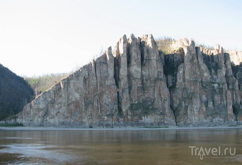 Якутия. Ленские Столбы. Экскурс на Верхнюю Лену / Фото из России