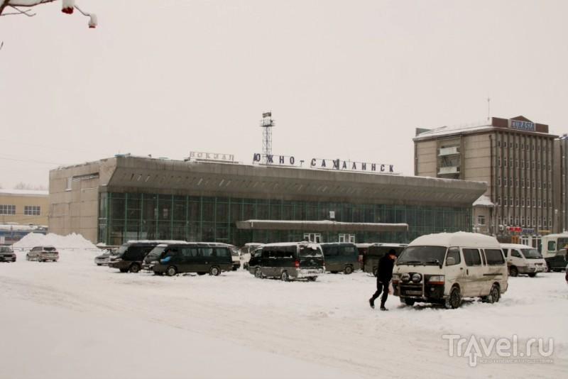 Сахалин - Дальневосточный Сочи / Россия