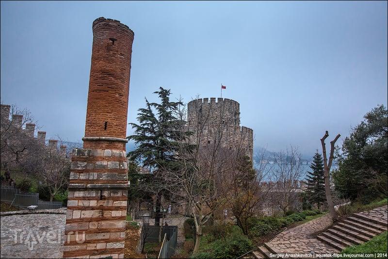 Крепость, которая перерезала горло / Турция