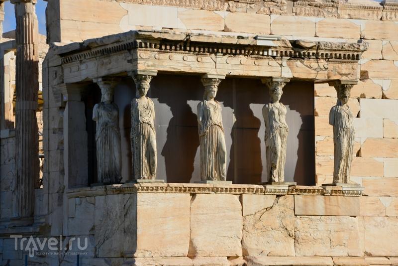 Афины с высоты Акрополя / Греция