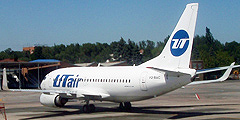 ��������� ����� ������������ UTair. // Travel.ru