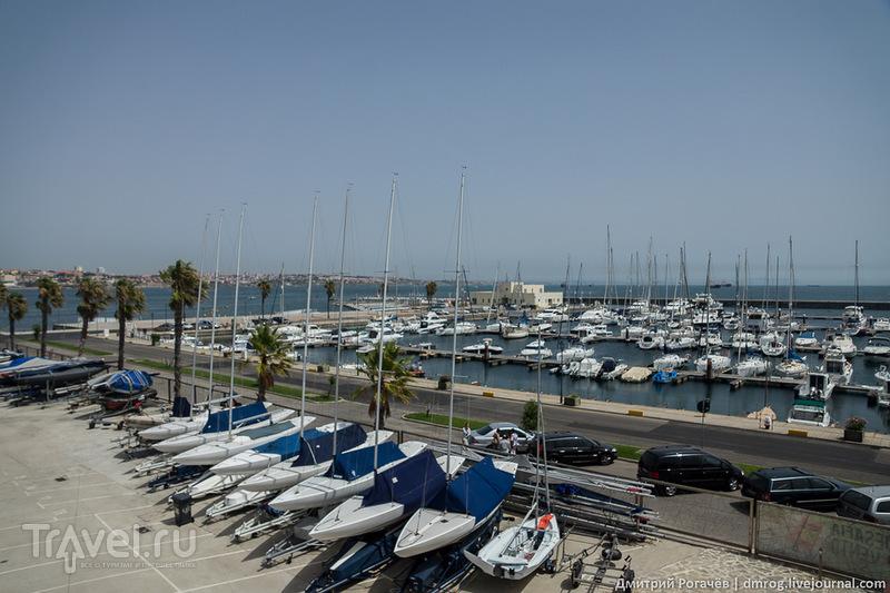 Marina de Cascais / Фото из Португалии
