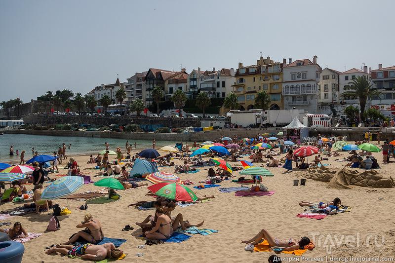 Городской пляж / Фото из Португалии