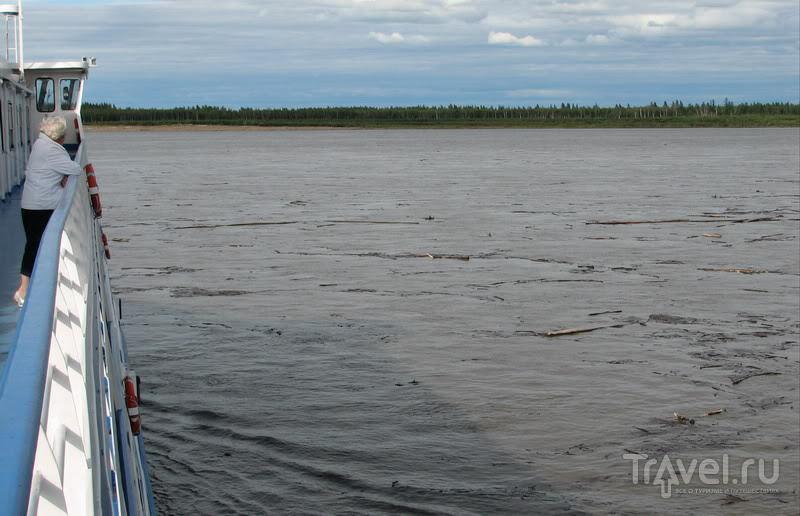 Лена: Кангаласский мыс, Якутский разбой, Алдан. Якутия / Фото из России