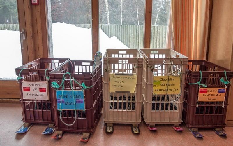 Все в сад: детский Лез-Арк-1800 и Лез-Арк-1950