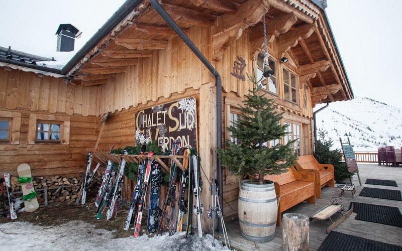 Время есть: горные рестораны Ла-Плани
