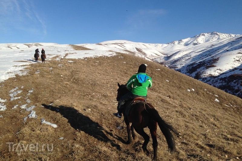 Киргизия. Горнолыжный курорт Каракол и окрестности / Киргизия