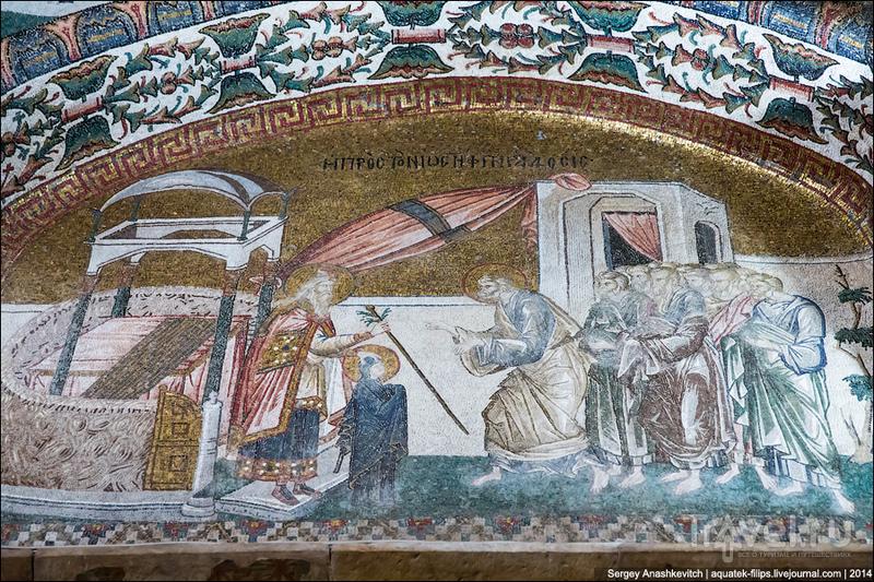 Византийский шедевр, который нельзя пропустить в Стамбуле / Турция