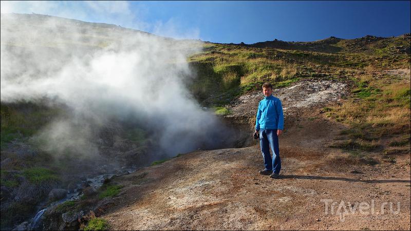 Hveragerdi, Исландия / Фото из Исландии