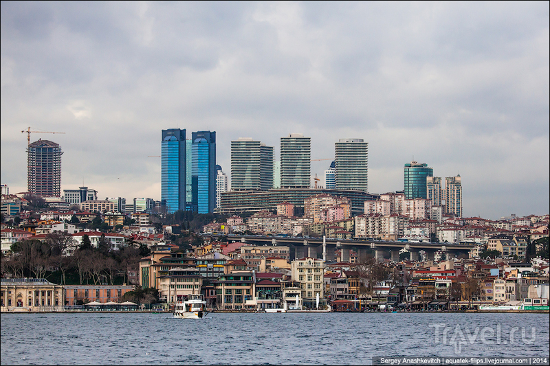 Непарадный Стамбул / Турция