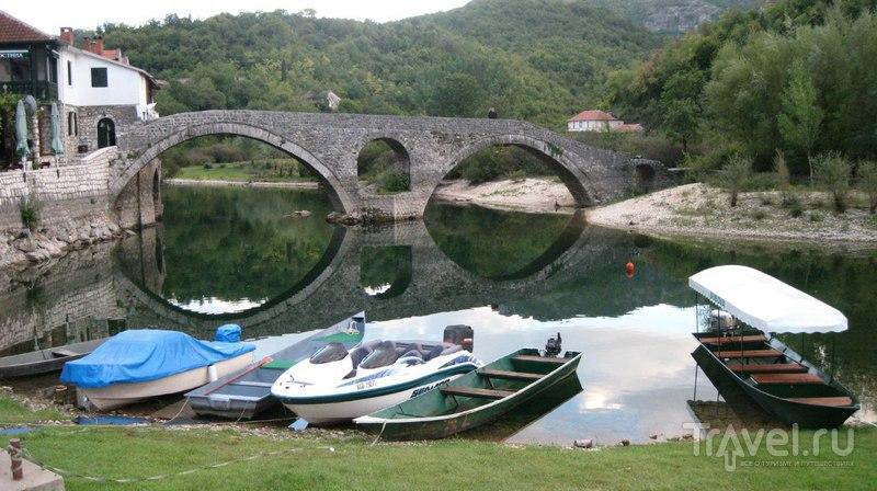 Риека Црноевича - черногорская Венеция / Фото из Черногории