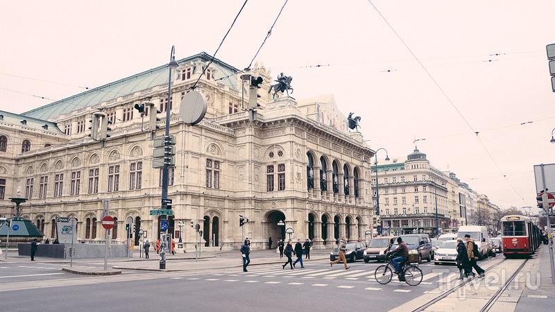 Вена - золото, полуодетые люди и истеричная принцесса / Австрия