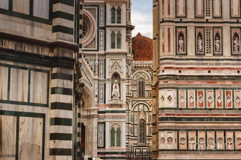 Города Тосканы. Две столицы / Фото из Италии