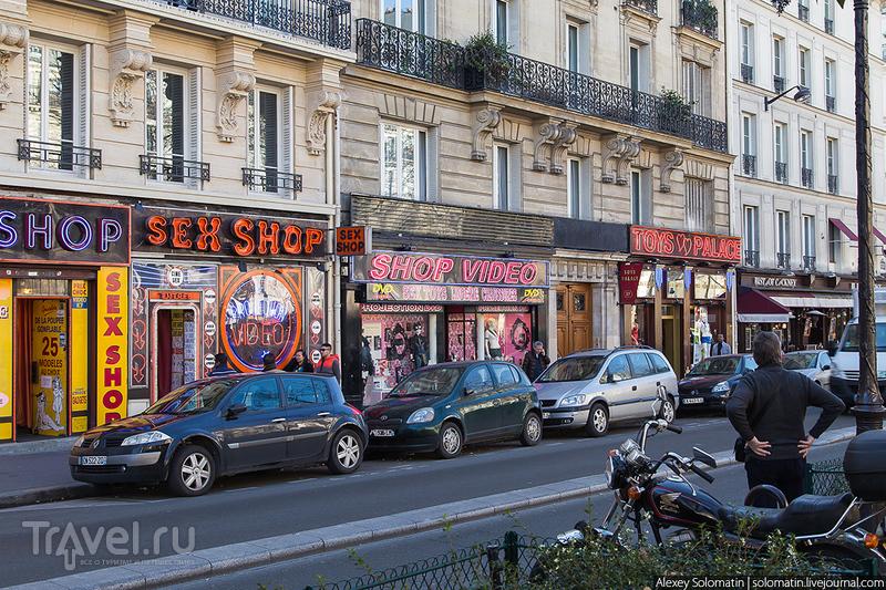 проститутки париж франция