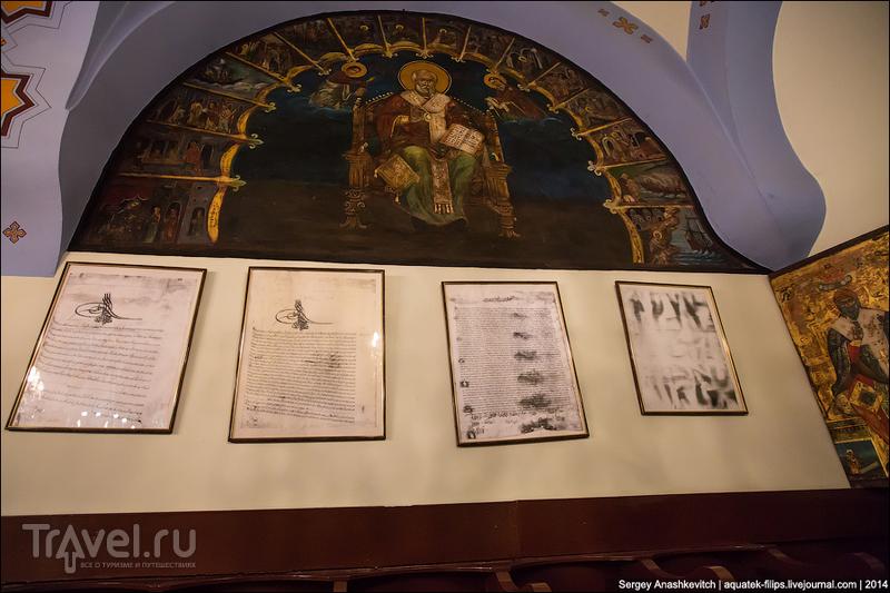 Нетуристические храмы Стамбула / Турция