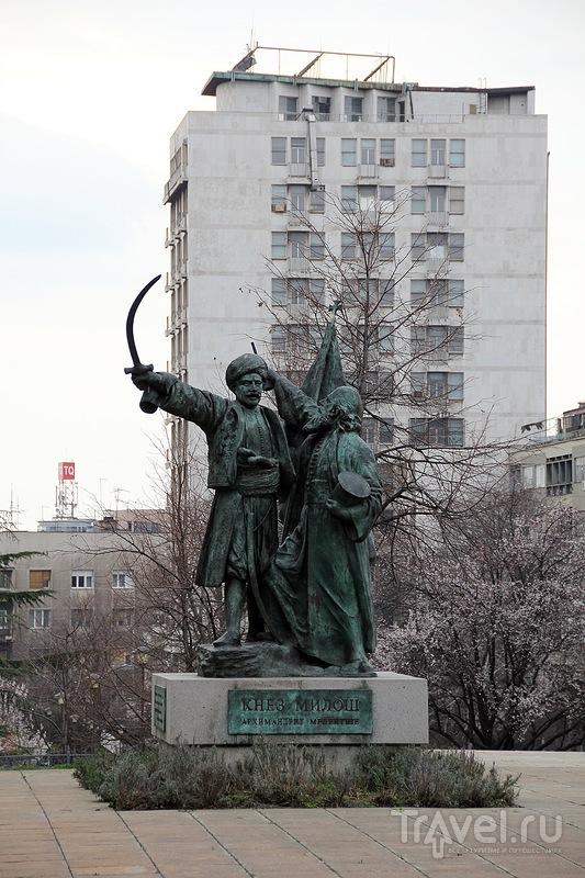 Белград. Город застрявший в прошлом