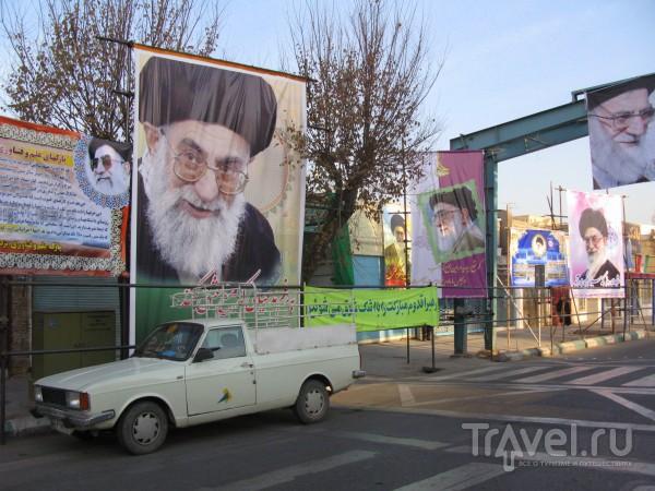 Успеть до границы / Иран