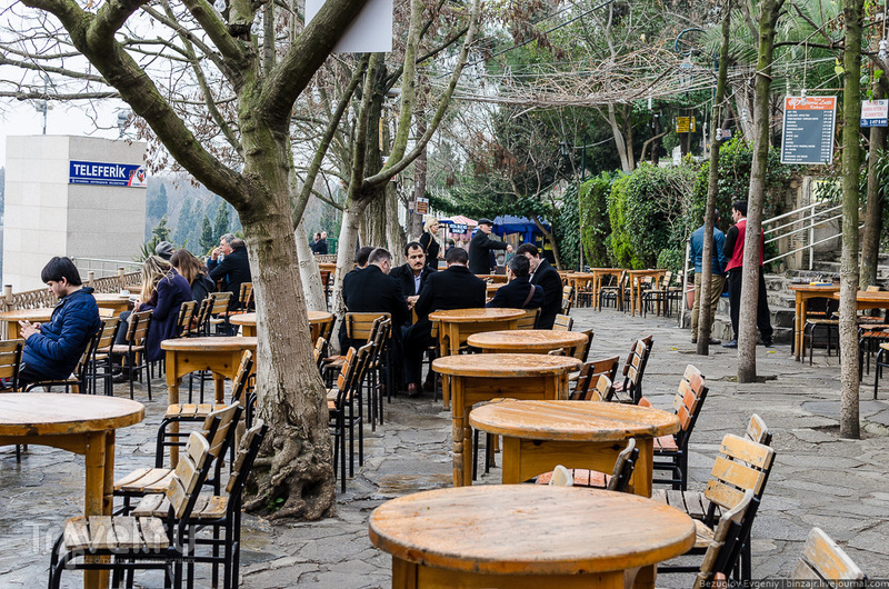 Кофейня Pierre Loti в Стамбуле, Турция / Фото из Турции