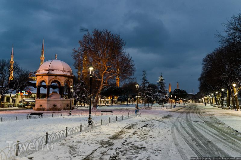 3 дня в Стамбуле. Много это или мало? / Фото из Турции