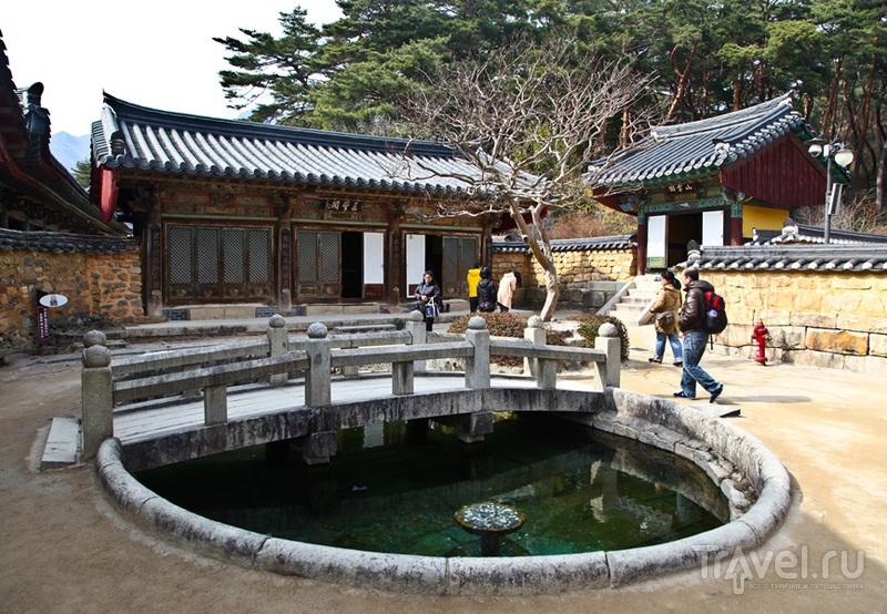 Тхондоса - буддийский храм без Будды / Южная Корея