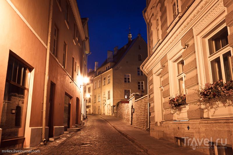 Ночная грусть и таллинский перегар / Эстония